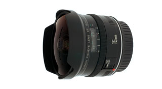 Canon EF 15 mm F 2.8 Fisheye