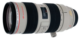 Canon EF 70-200 mm F 2.8 L IS USM