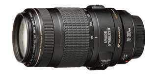 Canon EF 75-300 mm F 4-5.6 IS USM