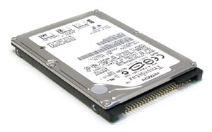 Винчестер Hitachi HTS541080G9AT00 40GB HDD 5400rpm Hard disk