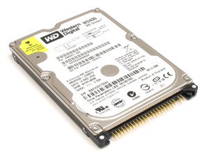 Винчестер Western Digital 160GB HDD 5200rpm
