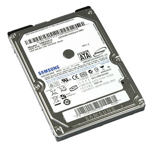 Винчестер Samsung 120GB HDD 5200rpm